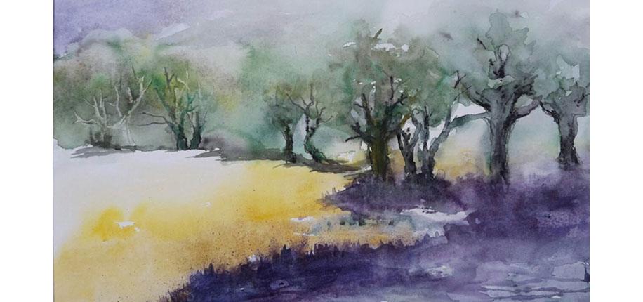 Katharina Schnitzler | Lavendelfeld
