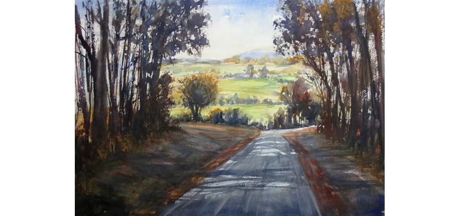 Manfred Sieber | Bayrische Landschaft