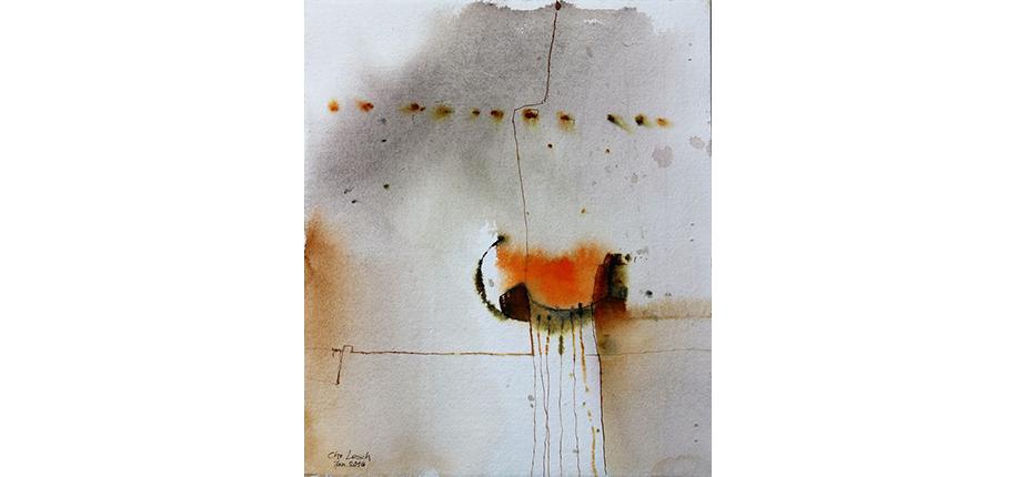 Christiane Lesch | Auf dem Wasser