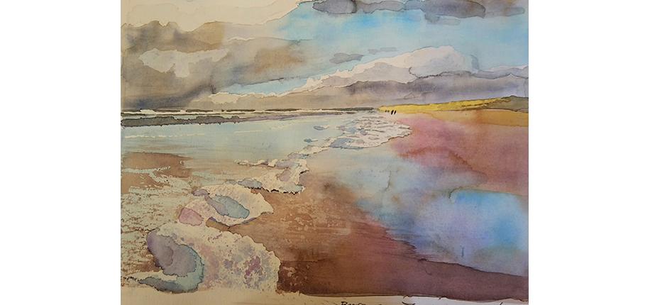H.E. Falck | Bergen aan Zee