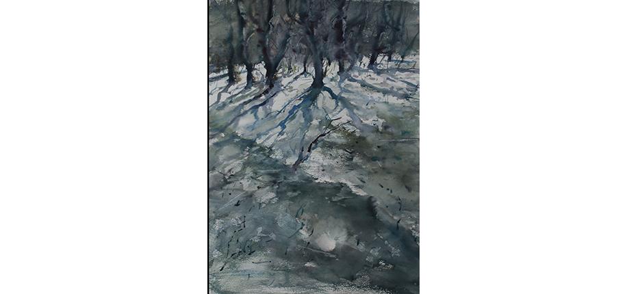 Irene Gravender | Wintersonne