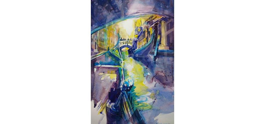 Gabriele Templin-Kirz_ Venice 2.2018_ 38x56-n