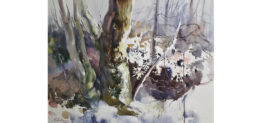 Galina Tuisova | Im Winterwald