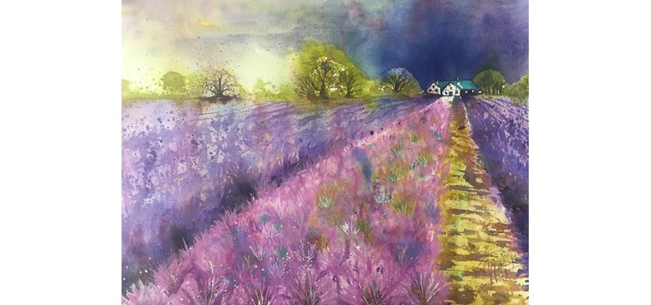 Michaela Wallus | Lavendelstimmung
