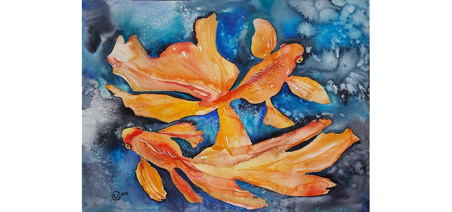 Varvara Caly | Goldfische