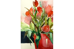 AndreaBuschfort_Rote Tulpen_38x56-n