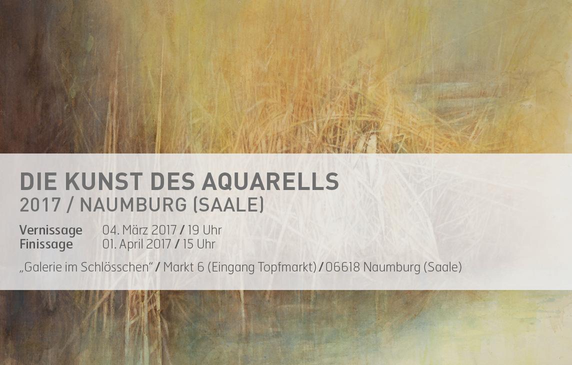 Jahresausstellung Naumburg 2017