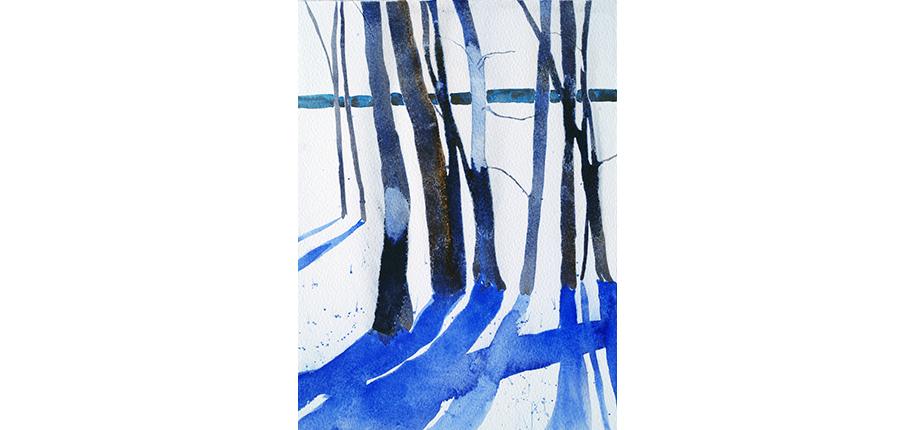 Colin Duncan | Schneelandschaft 2016