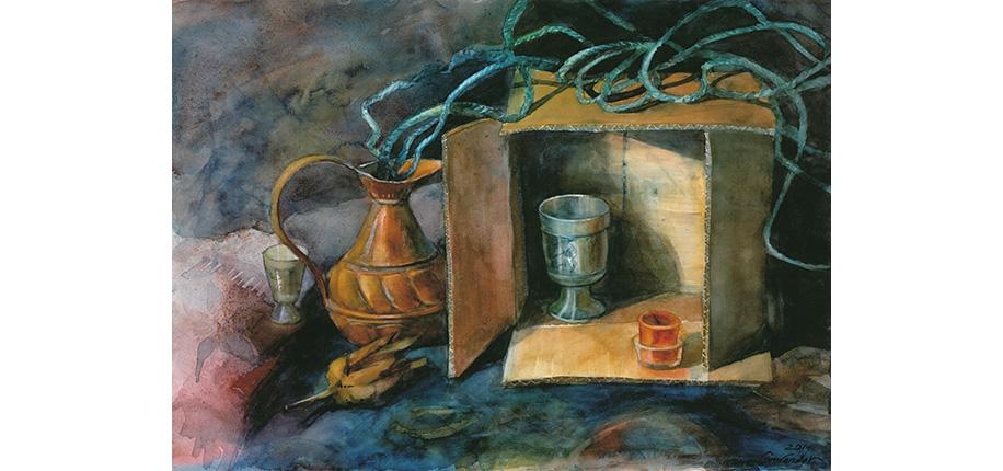 Irene Gravende | Stilles Leben