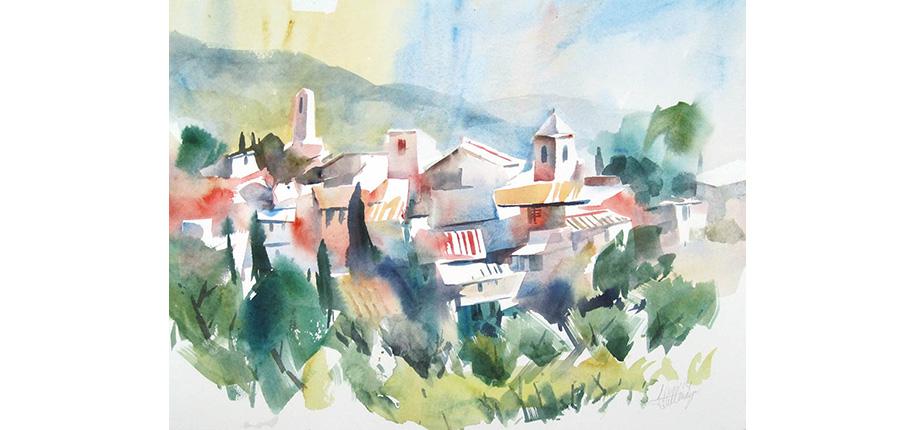 Gerhard Hillmayr Village